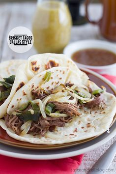 Brisket Tacos, Dallas Style | The Homesick Texan's Family Table Review