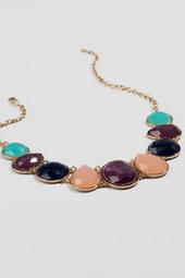 Avery Statement Necklace