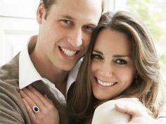 Happy 1st Wedding Anniversary Prince William and Princess Katherine! April 29, 2012