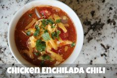Because you cannot have too many chili recipes. Or slow cooker recipes. Or one...