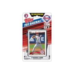 2011 Team Sets - Philadelphia Phillies