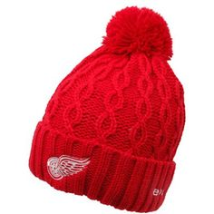 4ecca8f39a6 Detroit Red Wings Ladies Hats