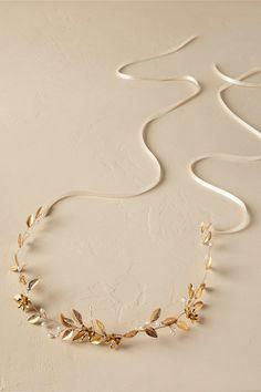 BHLDN Ariella Sash in  Bride Bridal Shoes & Accessories Veils & Headpieces   BHLDN