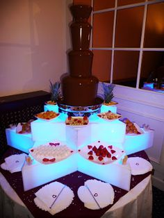 Chocolate Fountain Hire Bournemouth ~ Hot Chocolates Blog