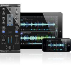 Traktor : Dj Mixer : Traktor Kontrol Z1 | Products -- does this signify the death of the turntable as controller?