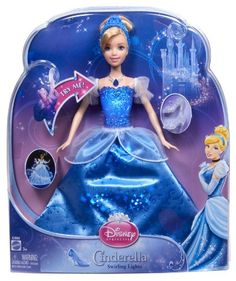 Disney Princess Swirling Lights Cinderella Doll coupon| Games Information