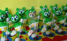 Point da Arte cute funny gummibär the gummy bear birthday party idea