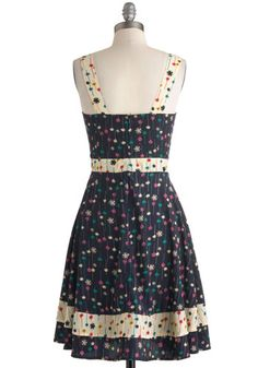 From Garden to Gallery Dress, #ModCloth