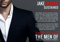 Sustained (The Men of The Legal Briefs series,#2) by Emma Chase