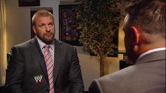 Triple H bringing the Cell to Raw! (Video Interview) --> wweRumblingRumors.com  #wwe #tripleh #raw #deanAmbrose #SethRollins #JohnCena #Cena #Orton