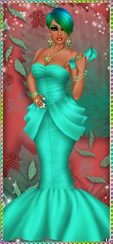 Dalia33 has put together an elegant outfit for her diva. Congrats on being the…
