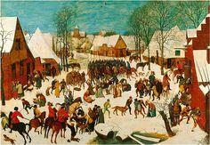 Bruegel Artist Study
