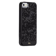 #CaseMate Brilliance Case for iPhone 5/5S in Black from Case-Mate.com