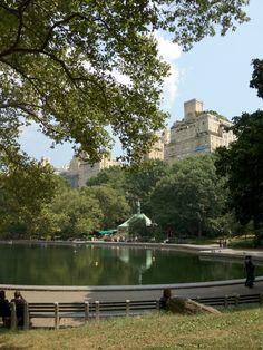 Central Park New York City Travel