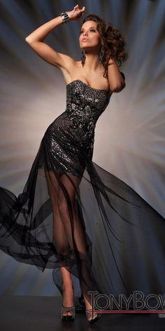 Tony Bowls Evenings Dress