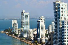 Bay Of Cartagena de Indias www.luxurysolutionsco.com