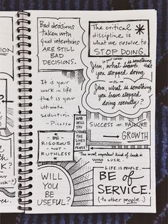 [Inc5000-2013-Sketchnotes-05 | von Think Brownstone] Art Journal