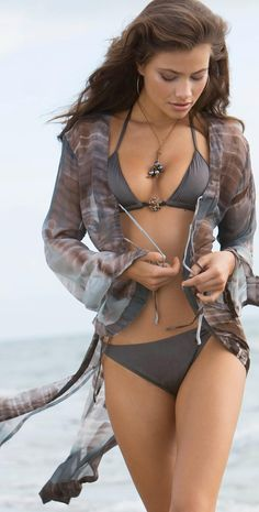 Letarte 2014 Moonlight Tunic + Bikini