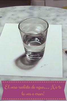 A veces los artistas no paran de sorprendernos. Y es que el arte nunca pasa de moda. Todo lo contrario, cada vez más obras geniales aparecen, como este vaso de agua del artista Stefan Pabst. Después de ver el vídeo te quedarás con la boca abierta.
