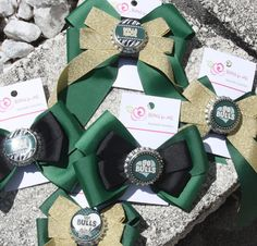 USF University of South Florida USF Hair Bow Bow for by bowsforme, $7.00