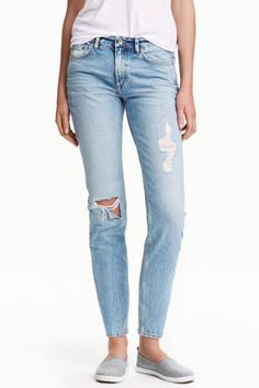 Relaxed Skinny Ankle Jeans | H&M