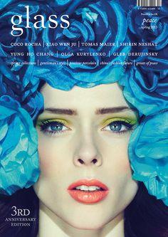 Glass Magazine Peace Spring 2013
