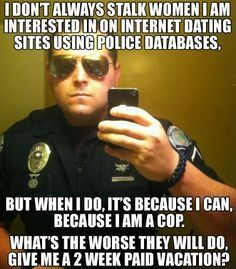 best dating sites for cops