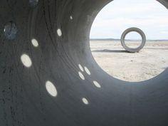 Sun Tunnels, Nancy Holt