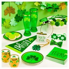 St. Patrick's Day Party Supplies Collection - Spritz™ : Target