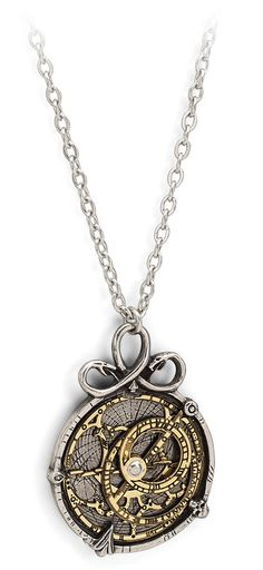 Astrolabe (sorta) necklace from ThinkGeek