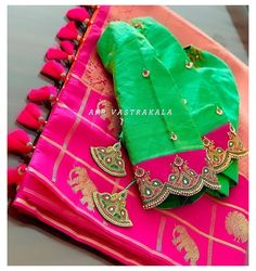 Cutwork Blouse Designs, Kids Blouse Designs, Wedding Saree Blouse Designs, Hand Work Blouse Design, Pattu Saree Blouse Designs, Simple Blouse Designs, Stylish Blouse Design, Sari Blouse, Blouse Neck