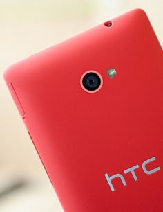 Cool Stuff We Like Here @ CoolPile.com  ------- // Original Comment \\ -------  A red HTC 8X Windows Phone