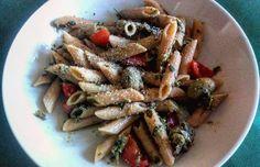 Una ricetta fresca e light con il sapore delle erbe aromatiche.