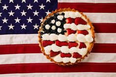 We are very proud of our country and this Stars and Stripes Pie! - At the American Pie Council we have a love affair with pie!