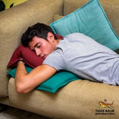#TigerTip: Need a quick snooze after a big holiday meal? Napping in a bed is better for your neck and back than a couch or recliner.