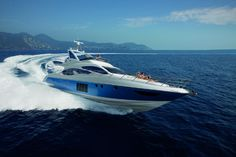Where would you cruise in 2016 Azimut Yachts Flybridge 64?