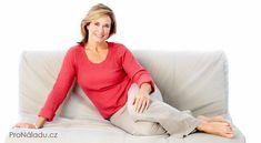 Věnováno všem holkám přes 50 | ProNáladu.cz Reiki, Presidents, Pullover, My Style, Long Sleeve, Sleeves, Sweaters, Mens Tops, T Shirt