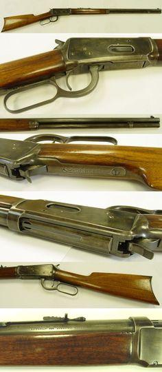 Winchester model my Dad's first deer hunting rifle. Winchester 1894, Winchester Firearms, Lever Action Rifles, Bolt Action Rifle, Big Guns, Cool Guns, Hunting Rifles, Deer Hunting, Airsoft Guns