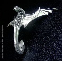 Guardian Angel pendant - H R Giger