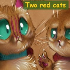 Check out the comic Two Red Cats :: Almost Wild