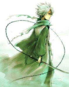 Toshiro Hitsugaya - my favorite Bleach character