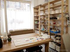 ceramic / studio / workplace