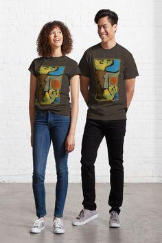 Classic tees to wear everywhere you go #art tees #tshirt #design #fashion #fashion art