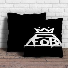 Fall Out Boy Lyrics Just One Yesterday Pillow | Aneend