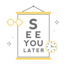 WE'D LOVE TO SEE YOU! Remember to schedule your next eye appointment if it's been a while!