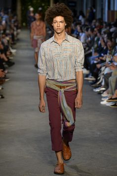Missoni Spring 2017 Menswear Collection Photos - Vogue
