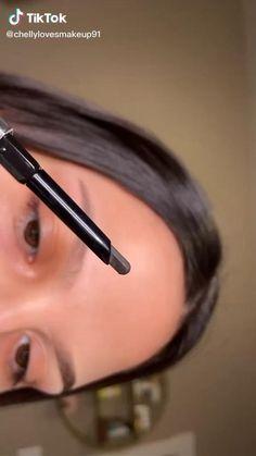 Fancy Makeup, Makeup Eye Looks, Eye Makeup Art, Makeup Inspo, Makeup Inspiration, Eyebrow Makeup Tips, Contour Makeup, Makeup Videos, Skin Makeup