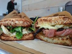 Homegrown Sustainable Sandwich Shop in Seattle, WA