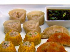 Shrimp and Pork Shu Mai Dumplings Recipe : Food Network Kitchen : Food Network - FoodNetwork.com