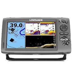 Lowrance HOOK 9 fishfinder
